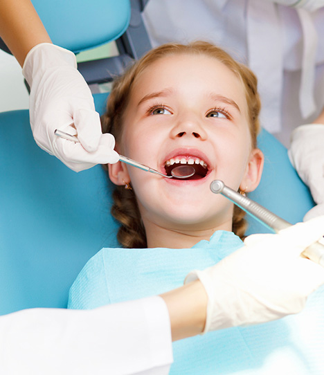 stomatologie pediatrica